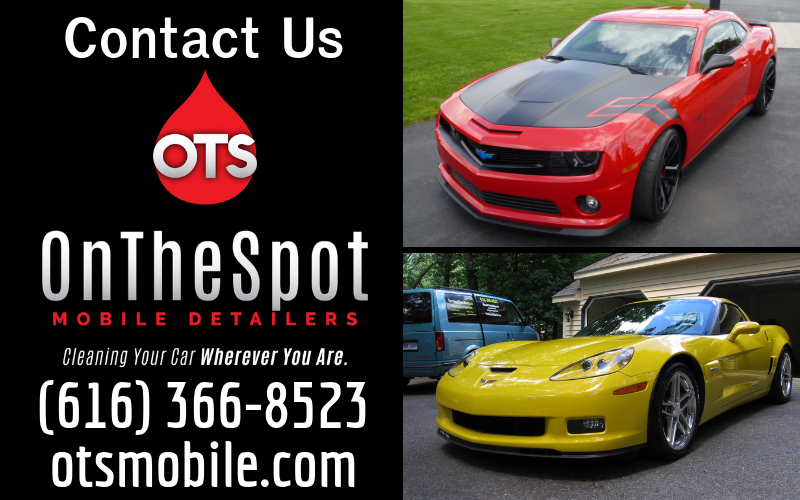 Interior Cleaning And Detailing Onthespot Mobile Detailers
